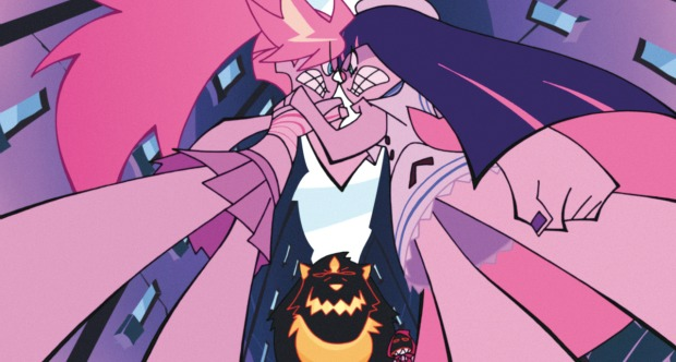 Win Panty and Stocking With Garter Belt On DVD!