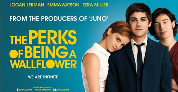 New UK Poster For The Perks Of Being A Wallflower
