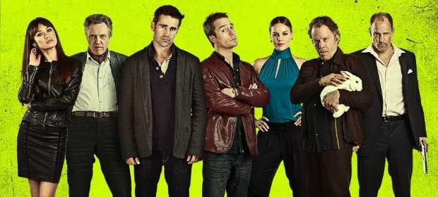 A New F*****g Red Band Trailer For Seven Psychopaths