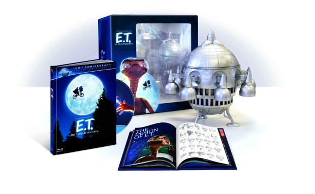 Universal Reveal Awesome E.T Boxset coming To Blu-Ray!