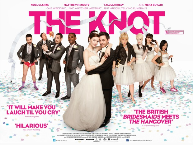 Watch UK Trailer for Brit Rom Com The Knot Starring Noel Clarke, Mena Suvari