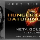 CSI Star Meta Golding To Play Enobaria In The Hunger Games: Catching Fire