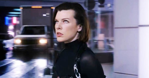 It's All About Alice In New Resident Evil:Retribution Featurette