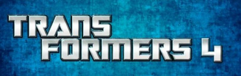 Transformers 4 Gets New Logo, New Robots Coming Too