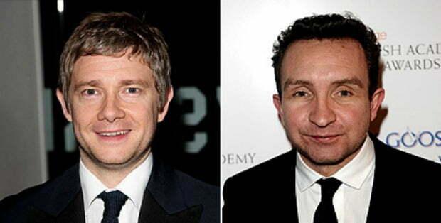Production Starts As Martin Freeman, Eddie Marsan Joins The World's End