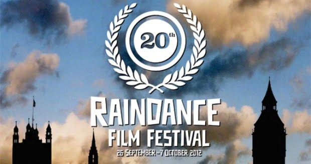 20th Raindance Film Festival 2012 Lineup Announced