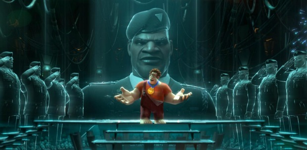 The Big Characters Of Game Appear In New Wreck-It-Ralph Trailer!