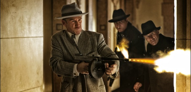 'This Is Mickey Cohen's Town' New UK Trailer For Gangster Squad