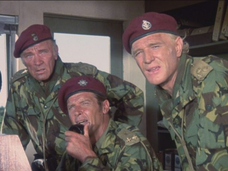 Blu-Ray Review: The Wild Geese (1978)