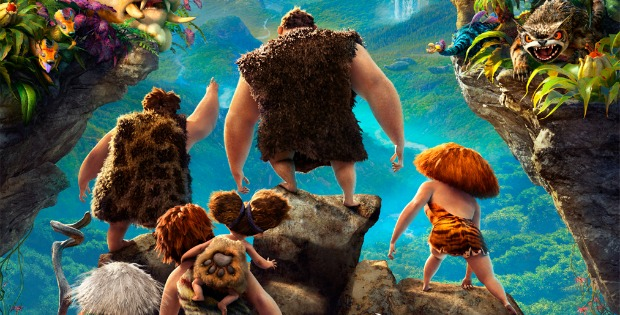 The Croods First Poster Has arrived Online!