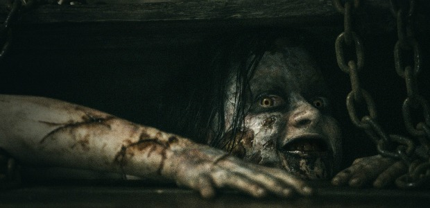 'We're All Going To Die!' ,Watch Tongue Spliting Evil Dead Red Band Trailer