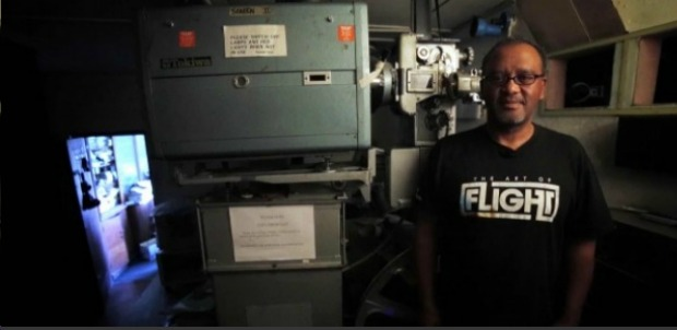 Watch The Fantastic Portrait Of A Projectionist Short