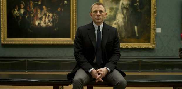 Skyfall Destroys UK Box Office With Record Breaking Opening