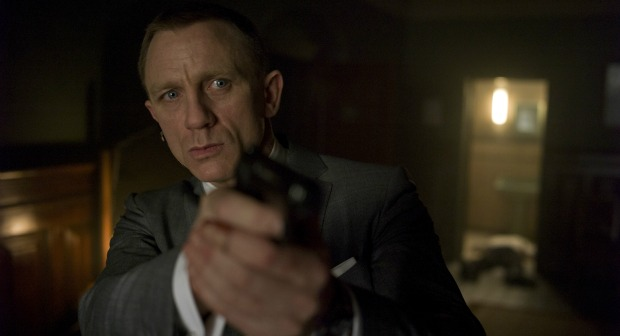 License To Entertain, Skyfall To Get UK February Home Release