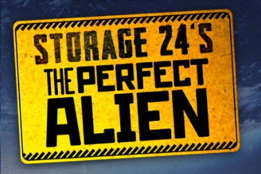 The Perfect Alien Infographic (Storage 24)