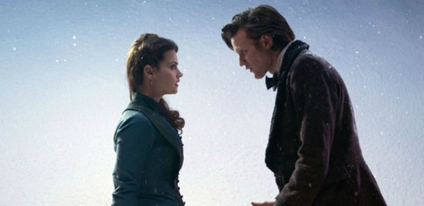 Trailer & Prequel For Doctor Who Christmas Special The Snowmen