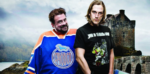 Win Jay & Silent Bob Get Old:Teabagging in the UK DVD