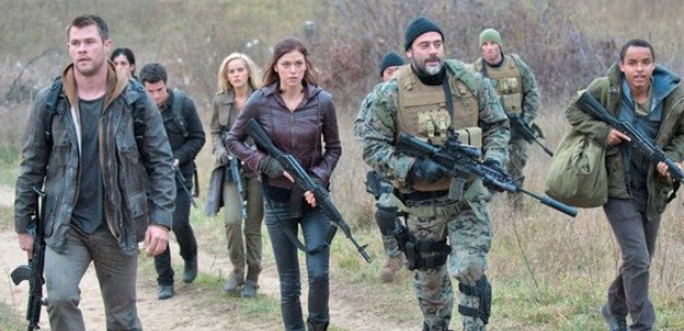 All Rise For ThePatriotic Trailer And Featurette, TV Spot For Red Dawn