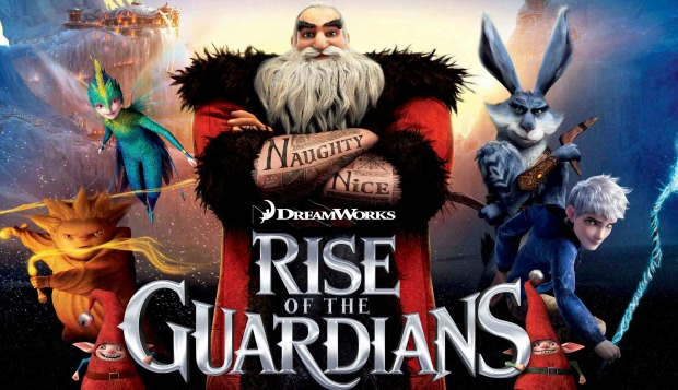Watch The Rise Of The Guardians UK Premier Report