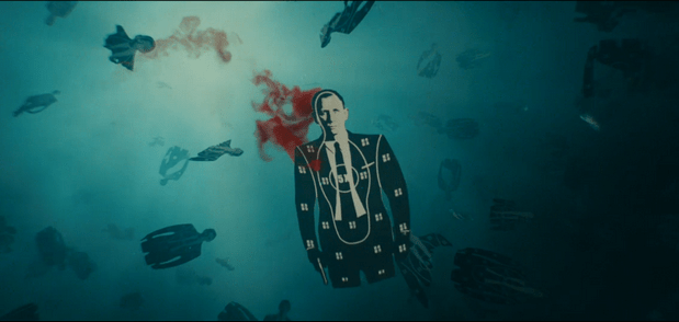 Watch The Skyfall Opening Credits, Sound Featurette & 007 Doc