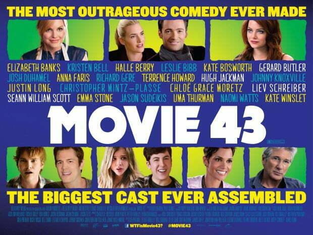 Win Movie 43 on Blu-Ray