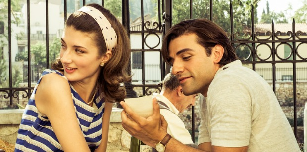 Daisy Bevan And Oscar Issac In New Image From The Two Faces Of January