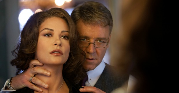 UK Trailer & First Clip For Broken City Starring Russell Crowe, Mark Whalberg