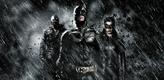 The Dark Knight Rises DVD Review