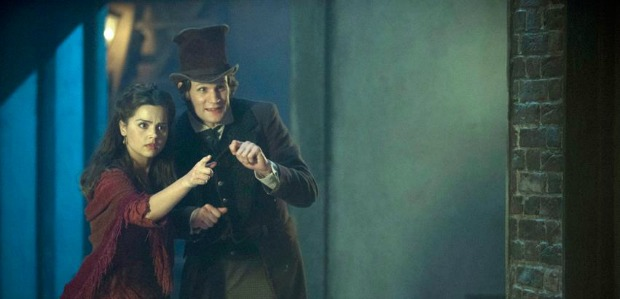 Watch TV Spot For Doctor Who The Snowmen Christmas Special