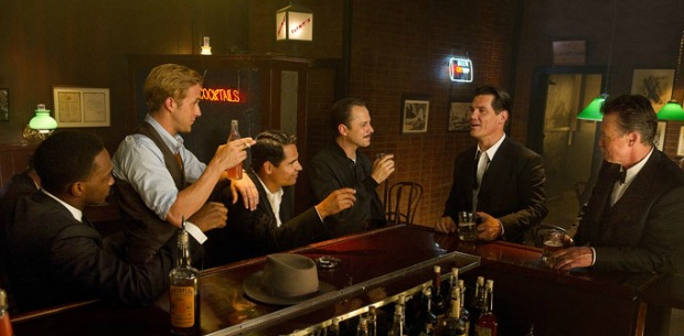 Watch New Gangster Squad Featurette Reveals New Footage