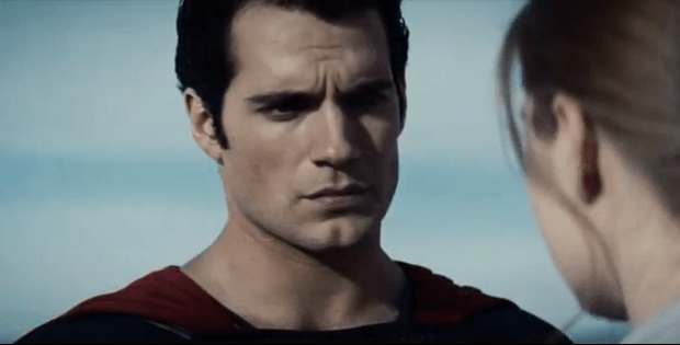 Superman Goes Emo In Second Dramatic Man Of Steel UK Trailer
