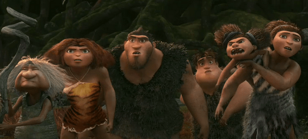 Da Da Dah! The New The Croods Trailer