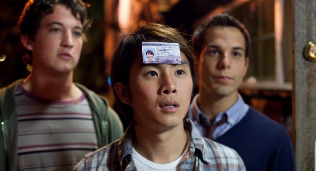 Did You Just Kill Justin Chang? UK Trailer For 21 And Over
