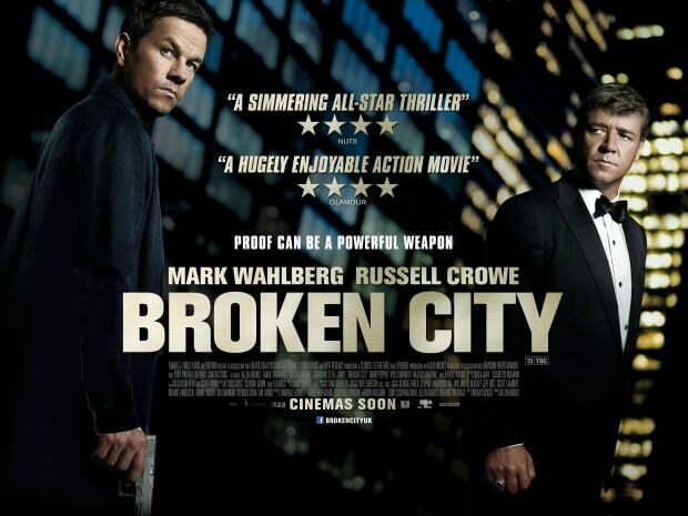 Second UK Trailer For Broken City