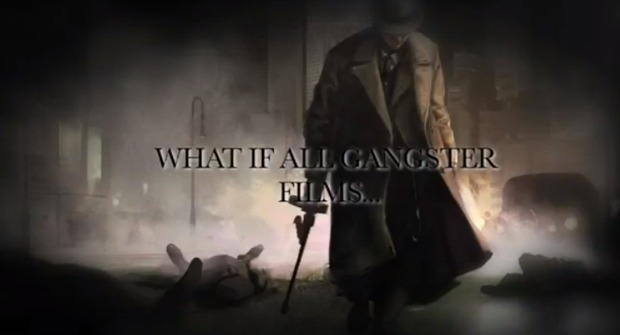 What If All Gangster Films Where…..Scottish!