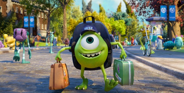 Imagine Yourself At MU In New Monsters University TV Spot