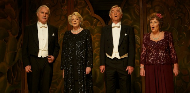 Quartet Hits High Note To Become UK's No1 At Box Office