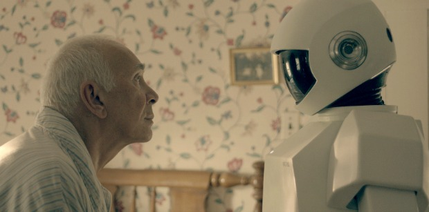 Watch The UK trailer For Indie Comedy Robot & Frank