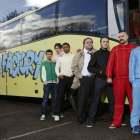 Nick Nevern's Football Spoof The Hooligan Factory Wraps