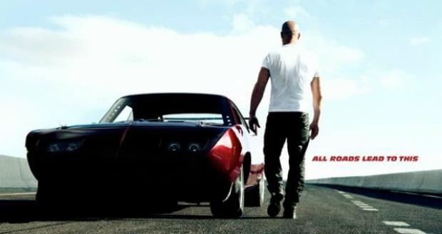 Vroom! Vroom! Belt Up For  Fast &Furious 6 SuperBowl 60 Second TV Spot