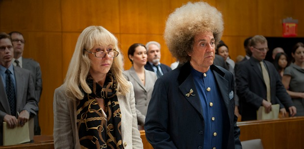Al Pacino is Phil Spector In HBO Trailer For Spector
