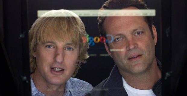 Vince Vaughn &Owen Wilson Get Googled In The Internship Trailer