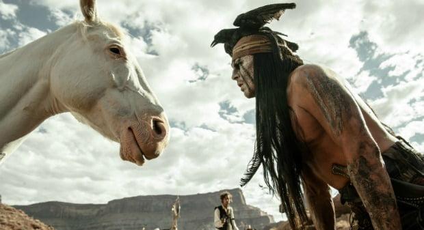 Hi Ho Silver The Lone Ranger Superbowl Trailer Rides Online