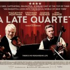 Watch UK Trailer For A Late Quartet Starring Christopher Walken