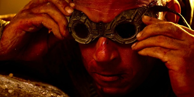 Vin Diesel Teases Us With New Teaser Trailer For Riddick