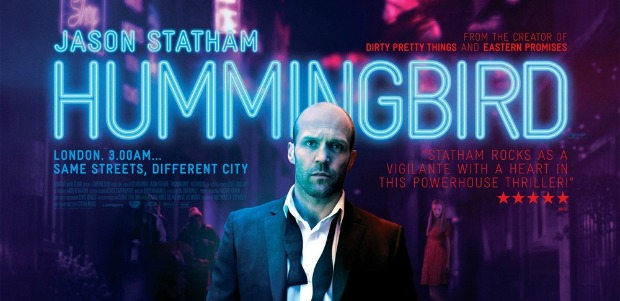 Hard Man? Hard City? Watch Jason Statham In UK Trailer For Hummingbird