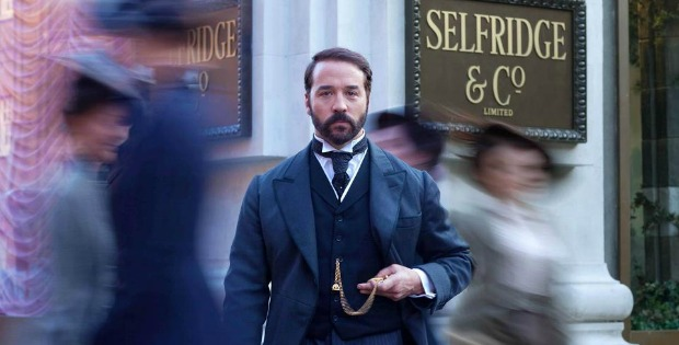 History Of Selfridges Feature & Exclusive Clip From Mr Selfridges