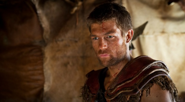 Win Spartacus: War of the Damned Complete Season On DVD