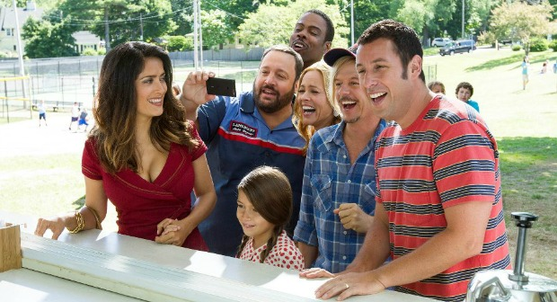 Summer Is Doomed Adam Sandler Is Coming With Grown Ups 2 Trailer