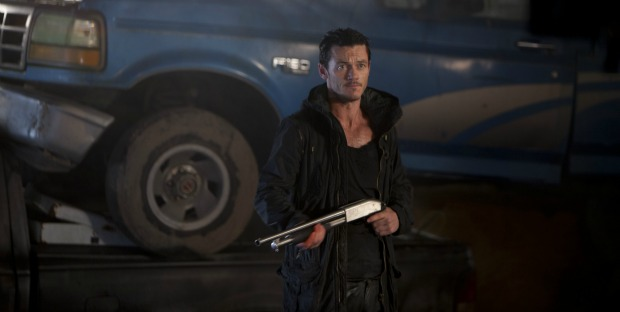 Luke Evans Making Sure No One Lives Watch Red Band Trailer